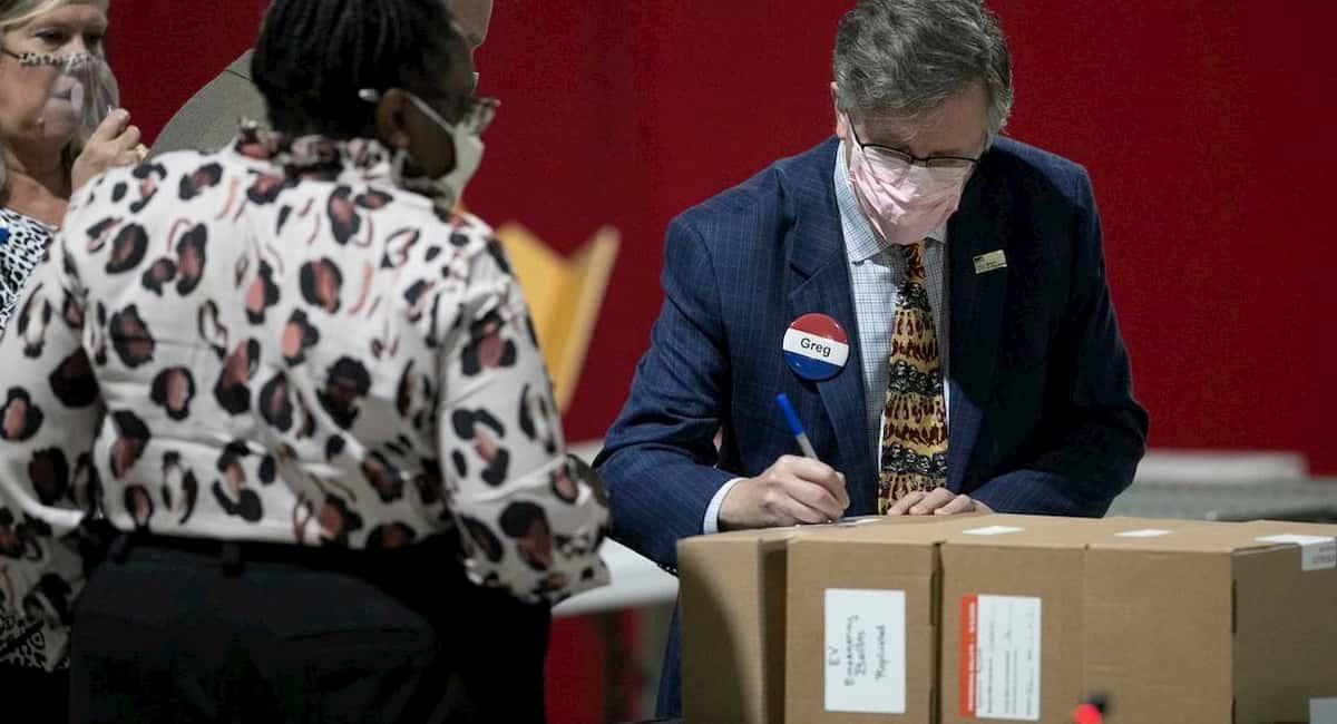 voting restrictions case