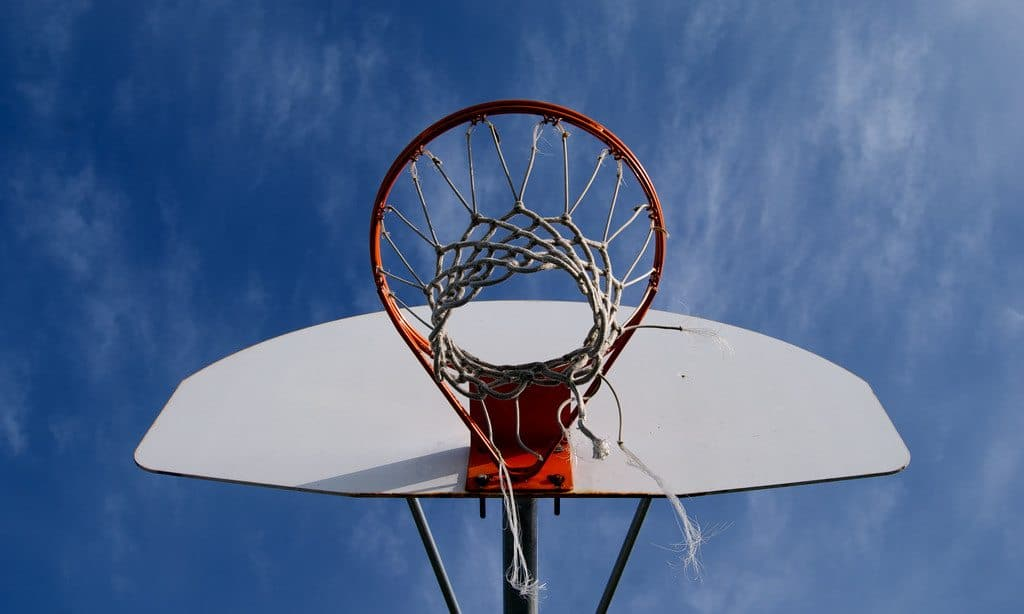 Basketball Hoops for Active Healthy Kids