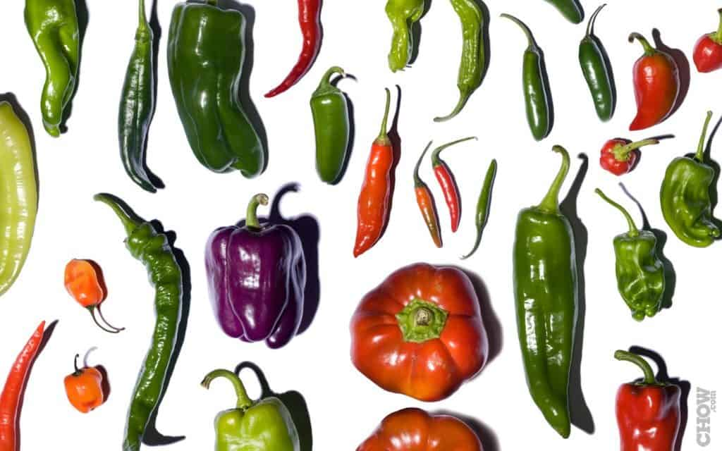 Using Peppers to Burn More Fat