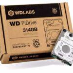 Western Digital PiDrive – 314GB Power-Efficient Storage For Raspberry Pi