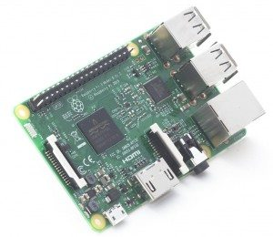 Introducing The Raspberry Pi 3 Model B