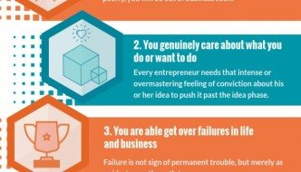 5 Signs You Have What It Takes To Be a Great Entrepreneur (Infographic)