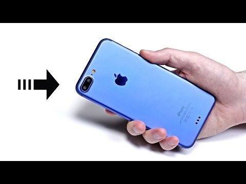 [Video] Apple iPhone 7 Mockup Shows New Colors And Features