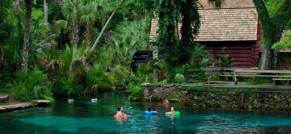 The Top Five Campsites in Florida