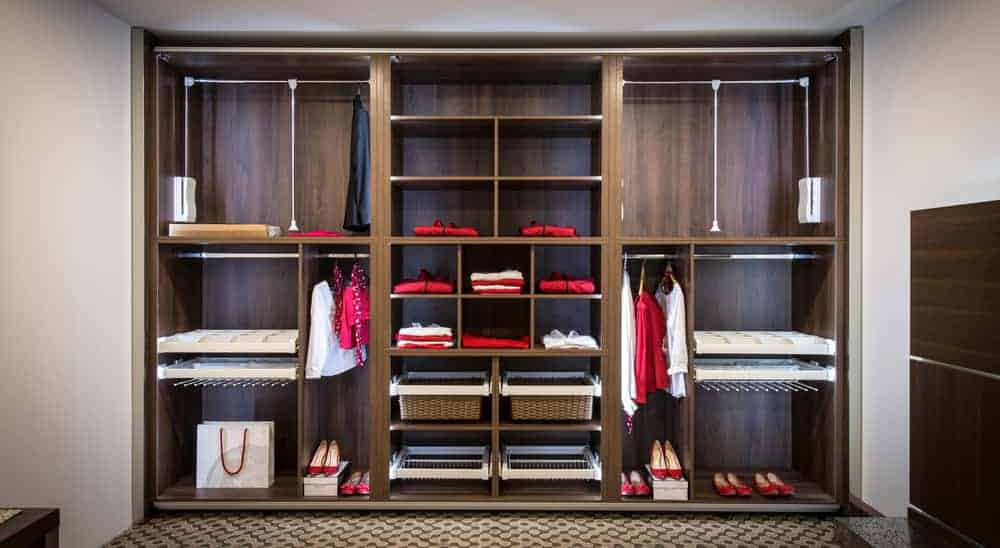Organizer Systems for the Perfect Closet