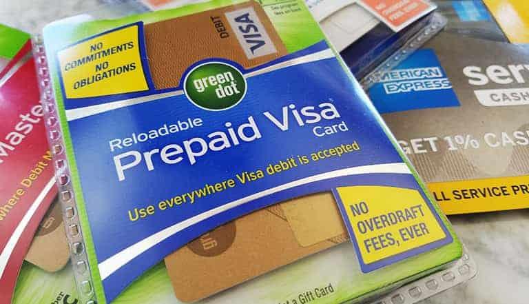 reloadable prepaid visa cards