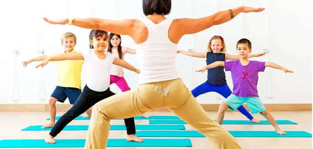 Benefits of Kids Yoga