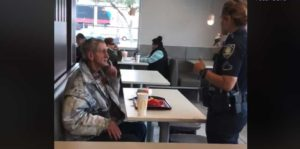 Homeless Man Banned From Myrtle Beach McDonalds for Eating