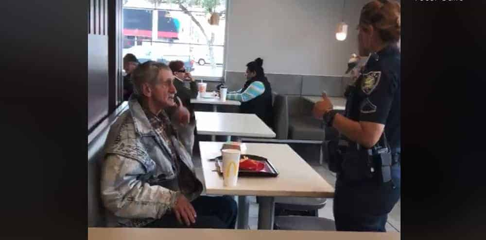 Homeless Man Banned from Myrtle Beach McDonalds
