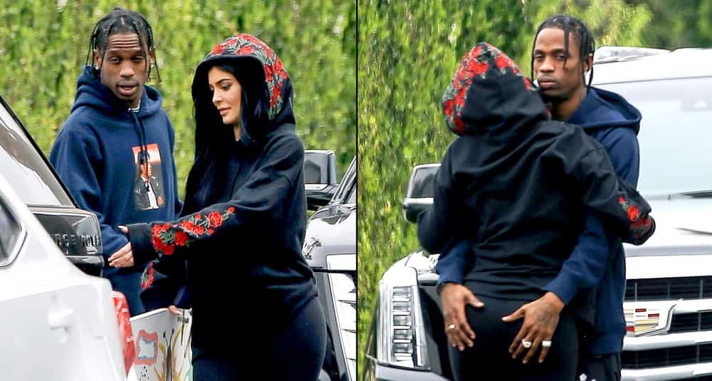 Kylie Jenner and Travis Scott Married