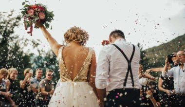 The Hottest 2018 Wedding Trends