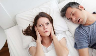 Why Snoring Happens and What it Says About Your Health