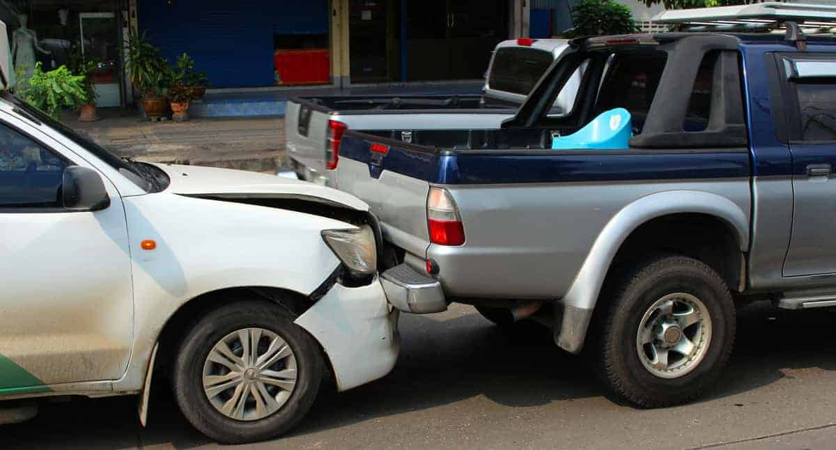 Here's What to Do if You Got Rear Ended