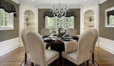 Ten Best Dining Room Decoration Ideas