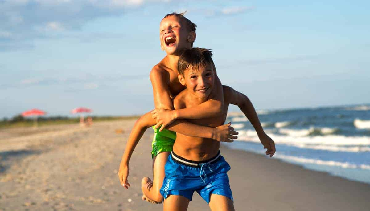 Wondering What to Do at the Beach with Kids
