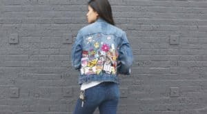 How to Wear Cool Patches and Make a Fashion Statement