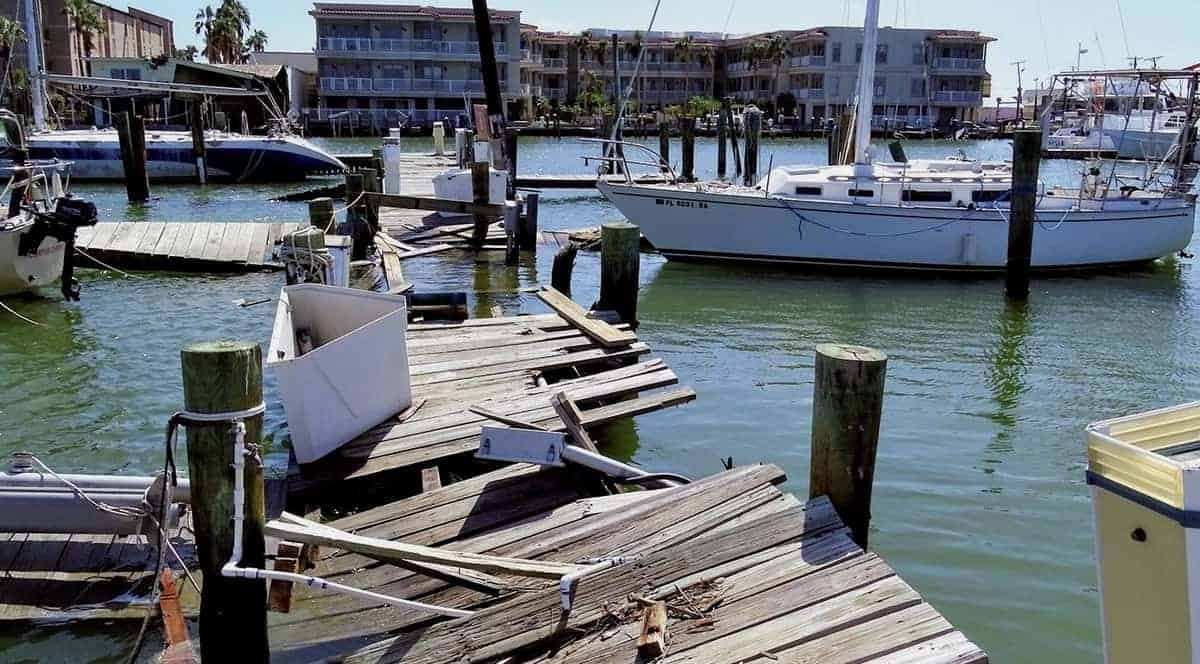 What to Do After a Hurricane Damages Your Bulkhead