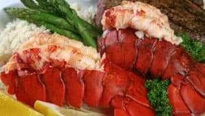 When You Are Tired Of Holiday Turkey, Have Lobster!