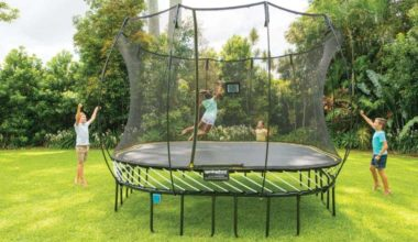 How To Get The Most Out Of Your Backyard Trampoline