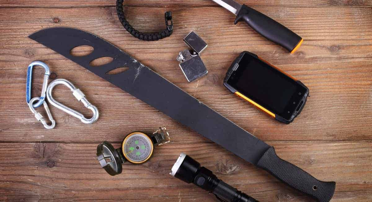 Pack These Survival Items When Camping