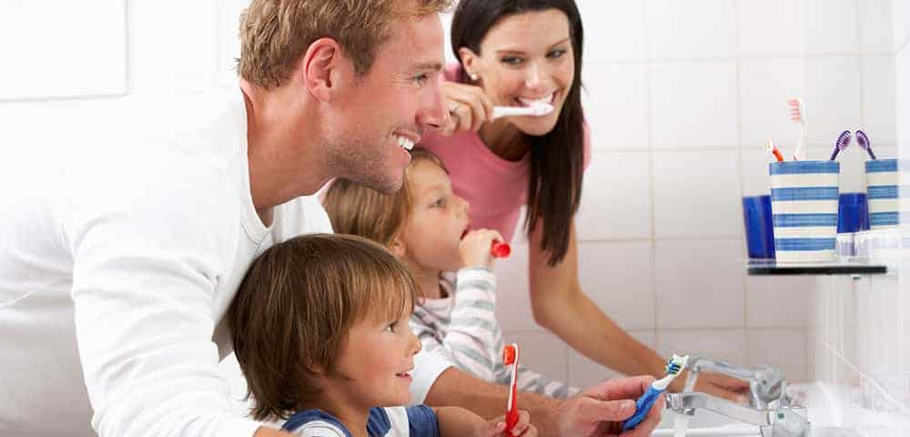 Benefits of Having One Dentist for the Whole Family
