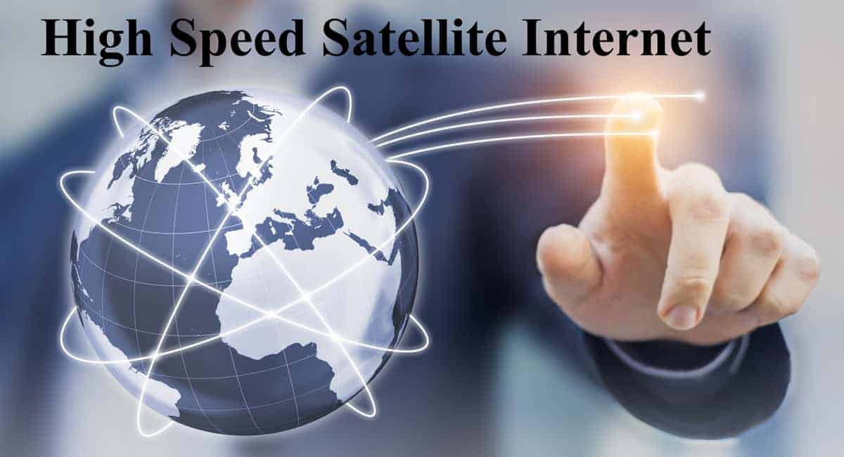 The Pros and Cons of High Speed Satellite Internet