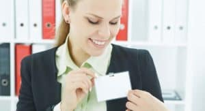 Say My Name, Say My Name: The Importance of Employee Name Badges
