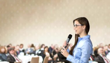 Extrovert Employment: 6 Public Speaking Jobs for the Well Spoken