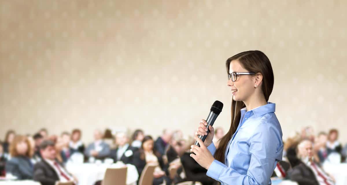 Extrovert Employment: 6 Public Speaking Jobs for the Well Spoken