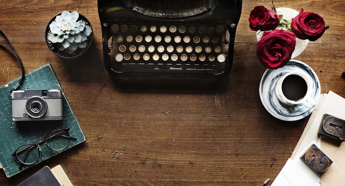 Technology May Have Taken Over but a Typewriter Will Never Die