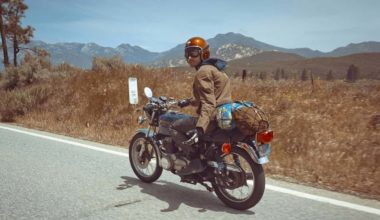 Planning a Motorcycle Road Trip