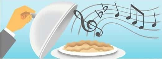 Would Music Make a Difference to Your Meal?