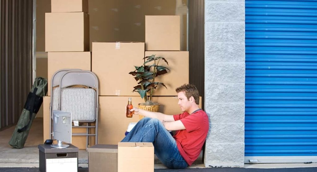 Living in a Storage Unit: Is It Legal?