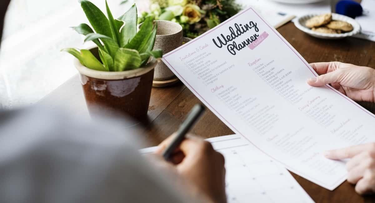 Start Wedding Planning