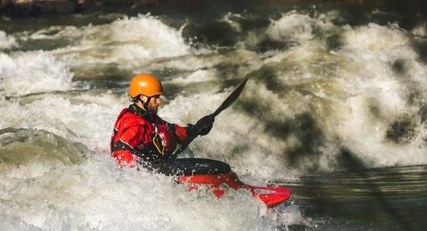 best places to go white water rafting