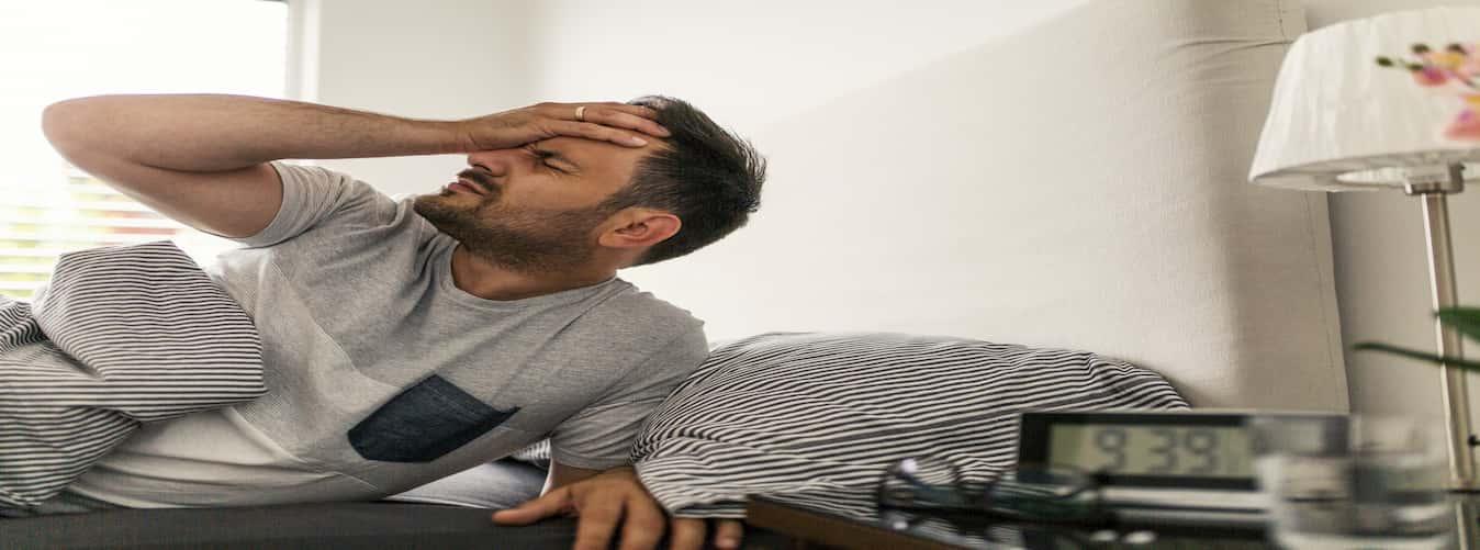 blood pressure headache