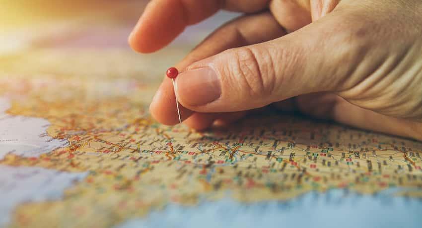 bucket list travel destinations