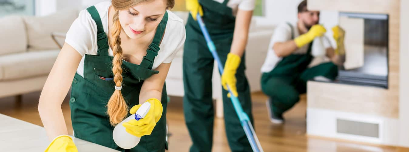 green cleaning company