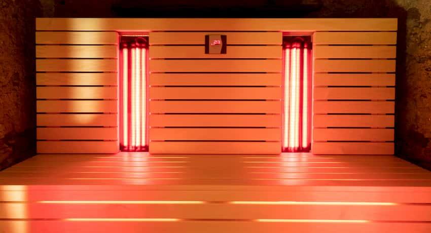 infrared sauna safety