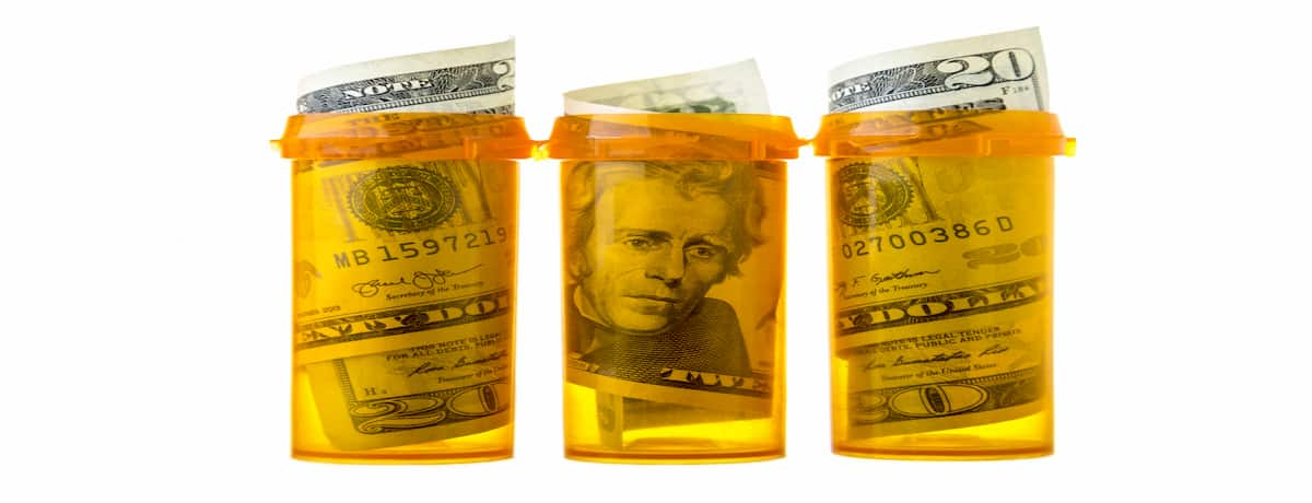 most expensive common prescription drugs