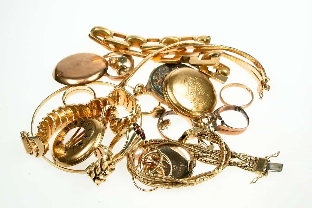gold scrap price