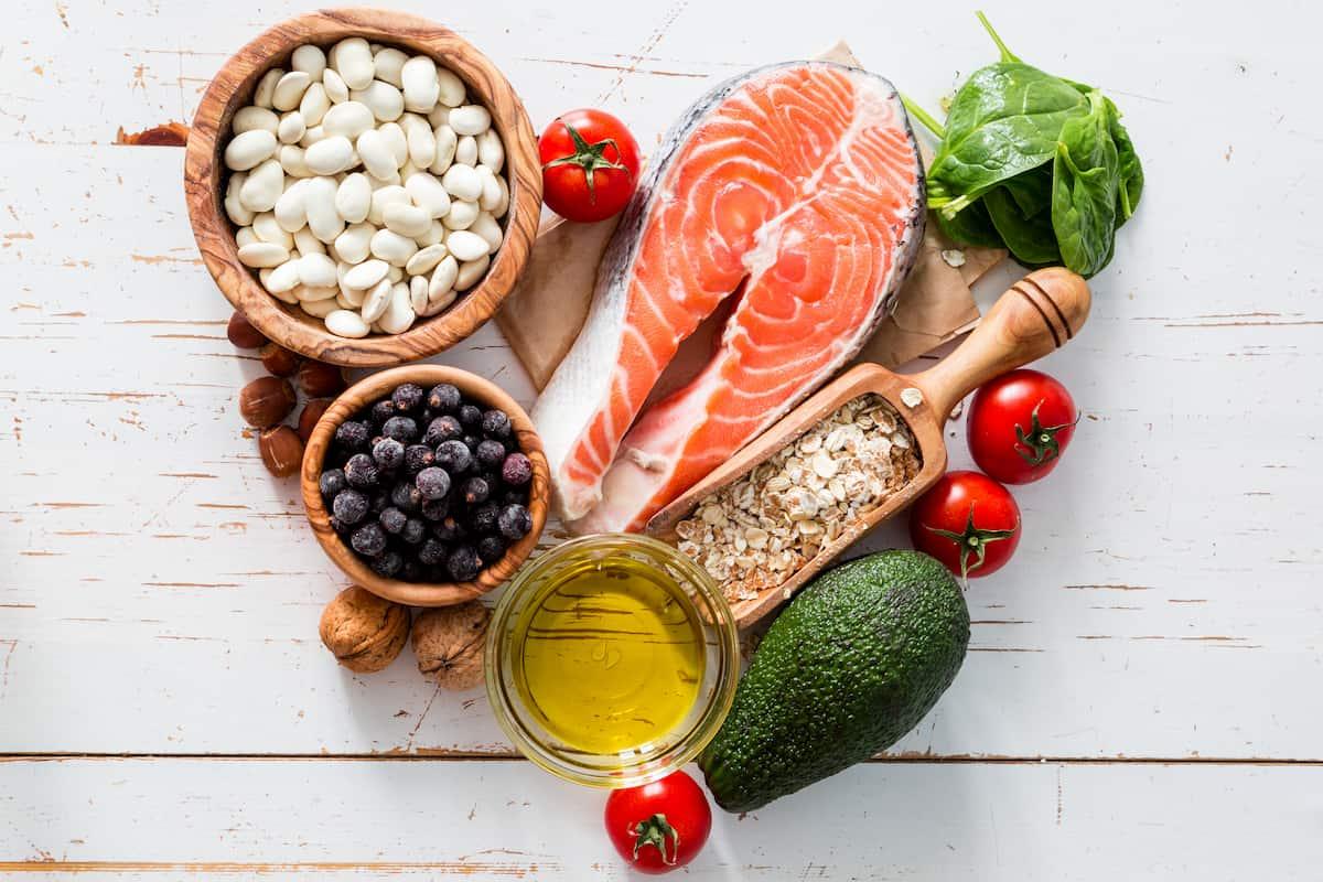 healthy vision diet