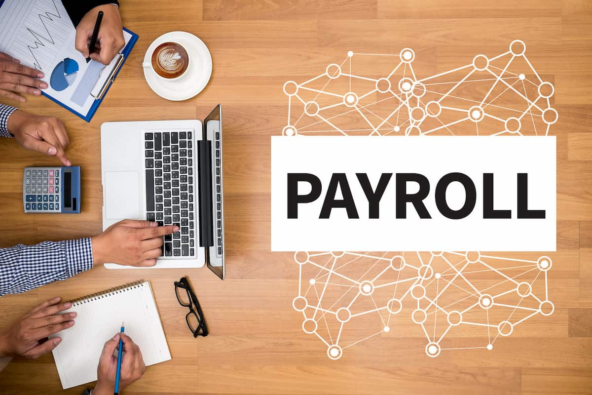 pay employees in a small business
