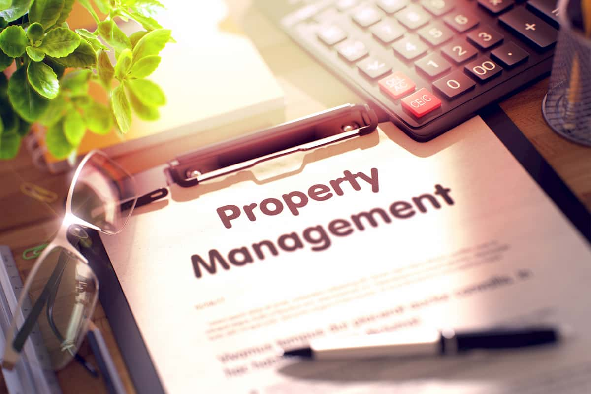 real estate property management