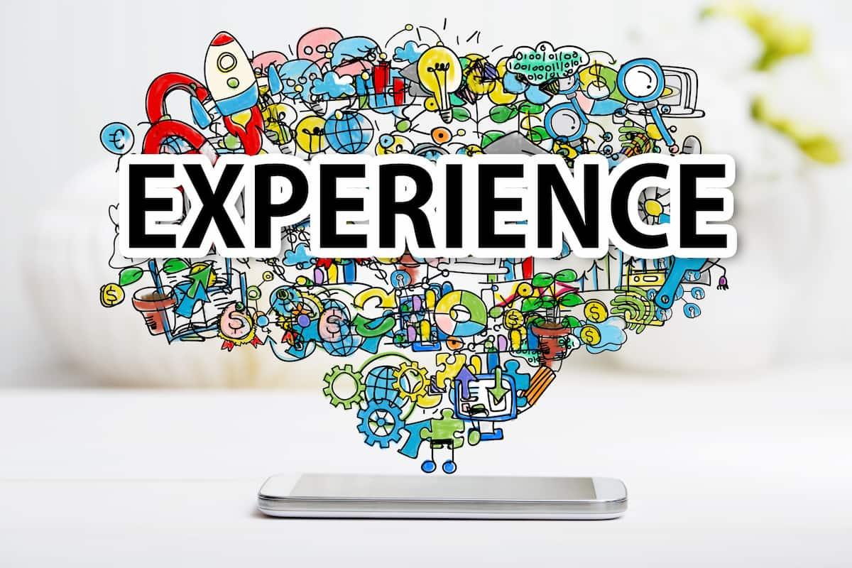 web experience