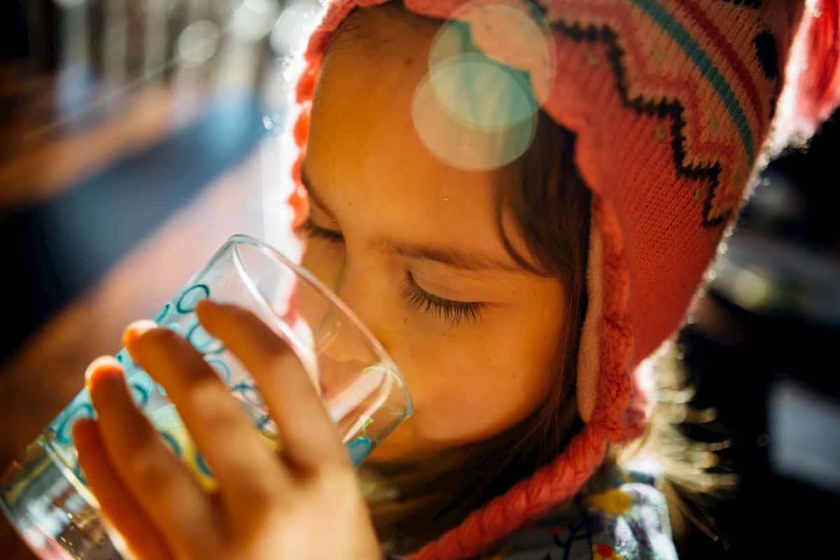 Drink Water Regularly