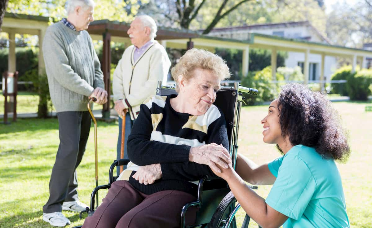 choosing nursing homes