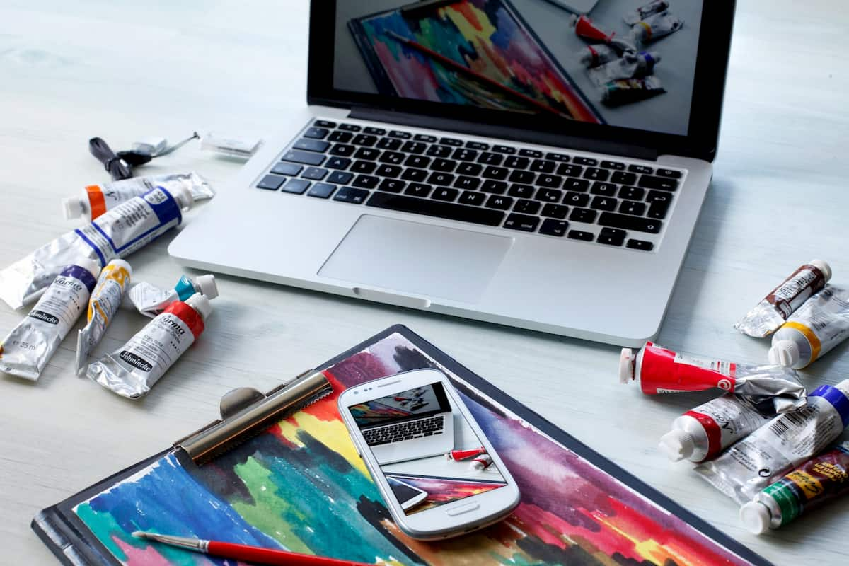 how to use paint for mac
