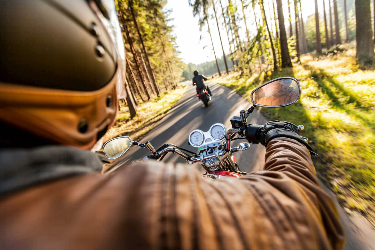 motorcycle riding benefits