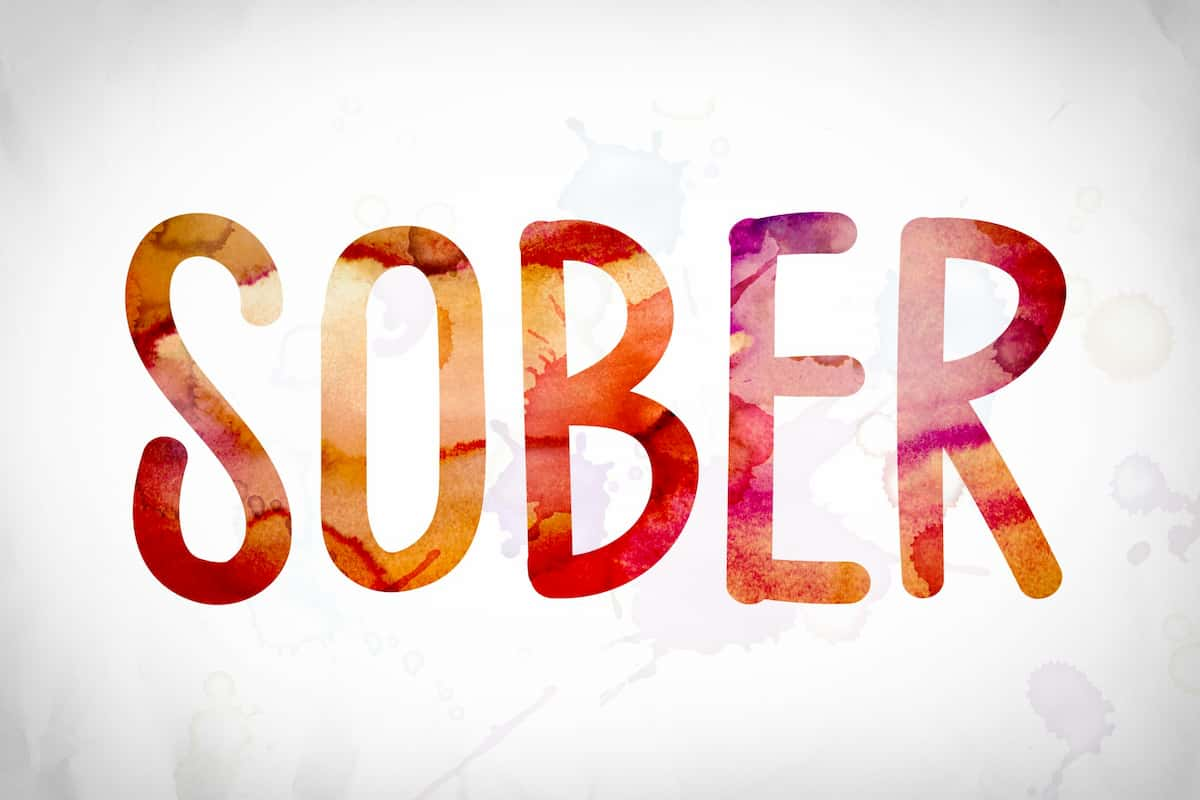 Reasons to Get Sober